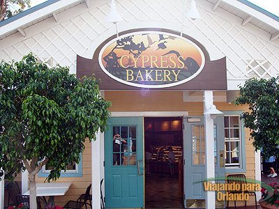 Cypress Bakery