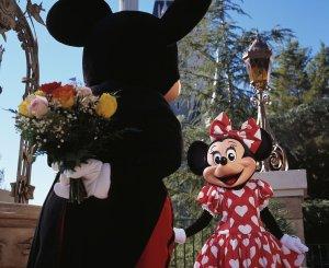 Experiências românticas em Walt Disney World Resort
