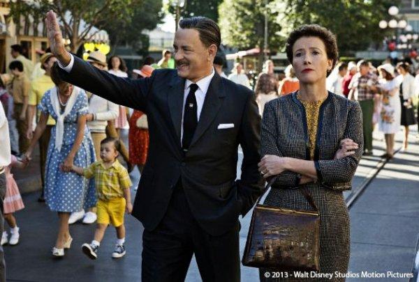 Já foi divulgado o trailer do filme Saving Mr. Banks no qual Tom Hanks interpreta Walt Disney