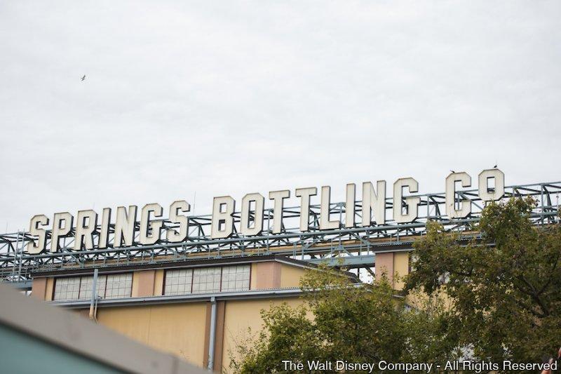 Prosseguem as obras para a transformação de Downtown Disney em Disney Springs
