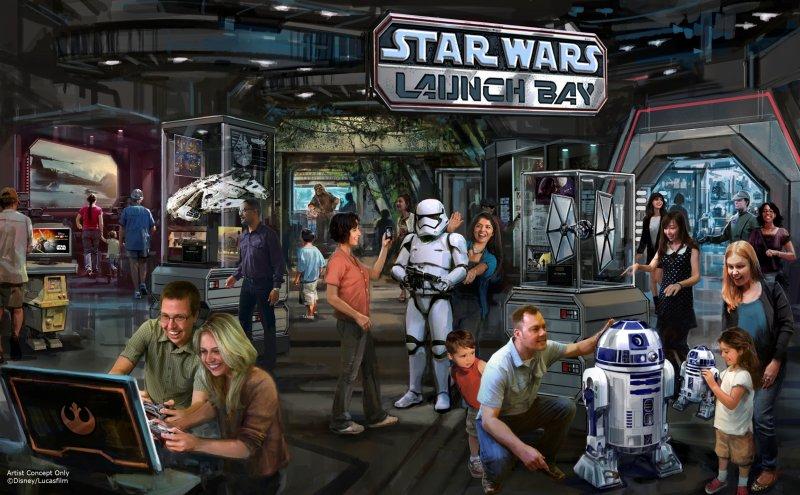 Star Wars: o Despertar da Força inspira novas atrações e experiências no Walt Disney World