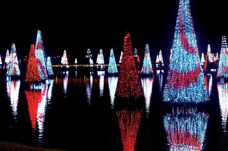 Celebração de Natal do SeaWorld Orlando (FL) inicia esse fim de semana