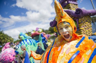 Halloween Sooktacular - SeaWorld Orlando - Underwater Fantasea