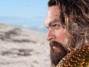 O Madame Tussauds Orlando revelou algumas fotos da figura de Jason Momoa como Aquaman