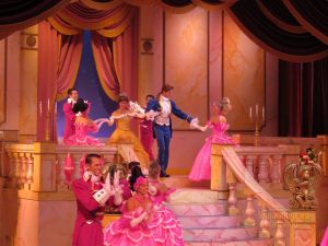Beauty and the Beast – Live on Stage