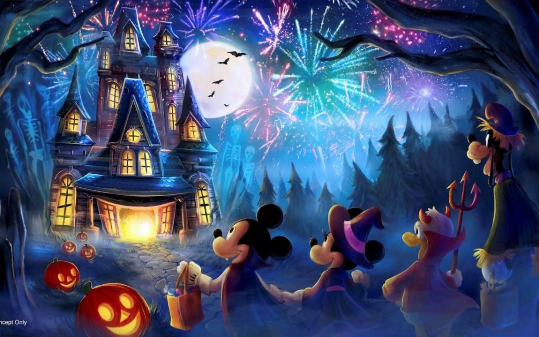 Foram revelados mais detalhes sobre o evento Mickey's Not-So-Scary Halloween Party 2019