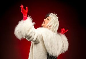 Cruella's Halloween Hide-A-Way