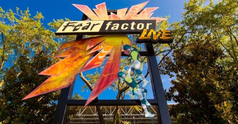 Fear Factor Live