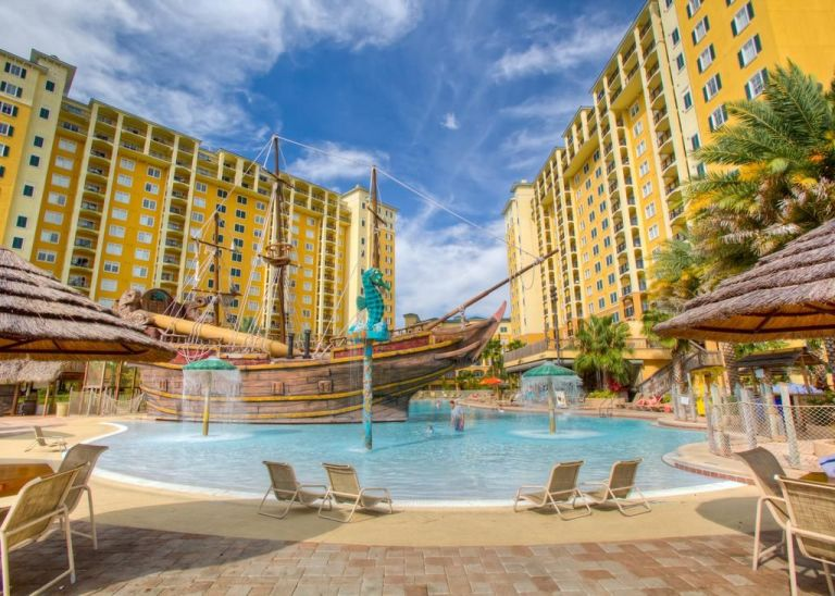 Lake Buena Vista Resort Village and Spa, a staySky Hotel & Resort Near Disney