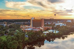 Wyndham Lake Buena Vista Resort Disney Springs Resort Area