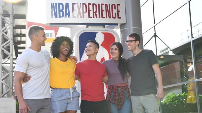 NBA Experience at Disney Springs