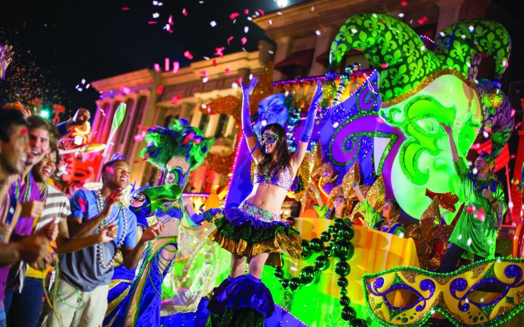 Mardi Gras 2020 – Universal Orlando Resort