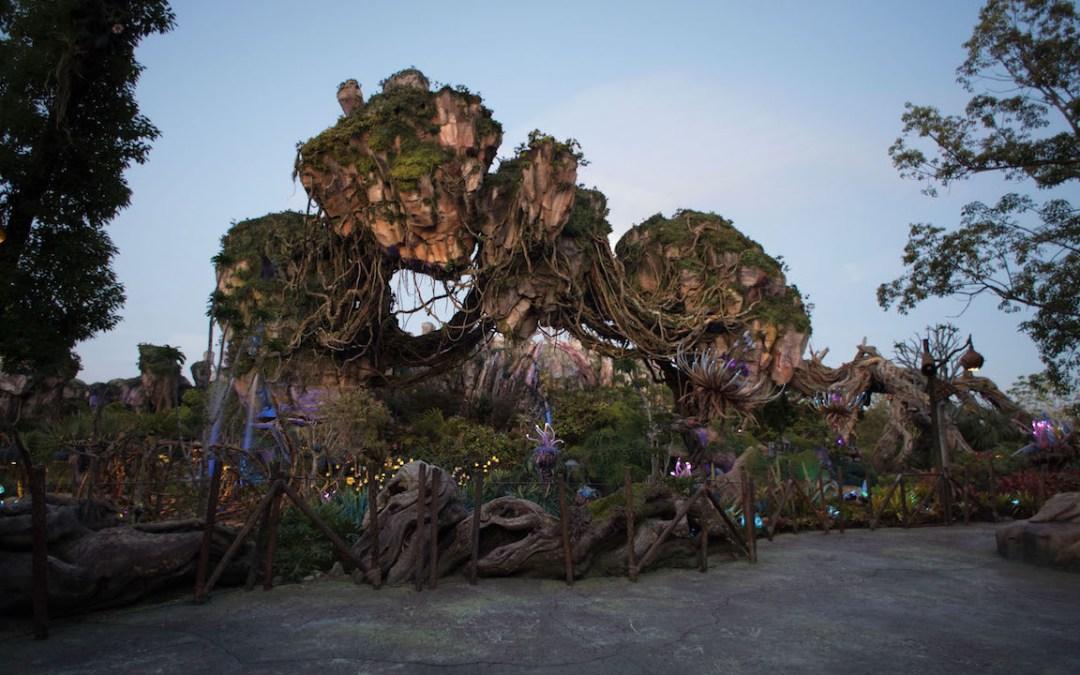 Joe Rohde e Jon Landau comemoram o terceiro aniversário de Pandora – The World of Avatar