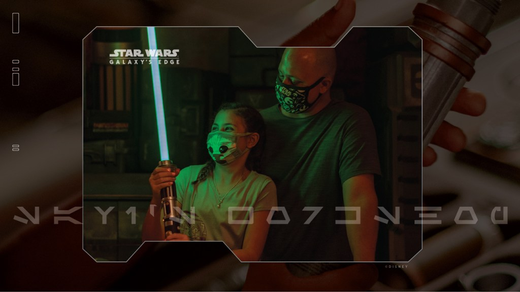 Savis Workshop  Handbuilt Lightsabers in Star Wars: Galaxys Edge at Disneys Hollywood Studios
