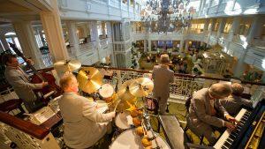 The Grand Floridian Society Orchestra se despede do Walt Disney World Resort