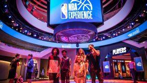 Funcionários do NBA Experience estão entre os afetados pelas demissões em massa
