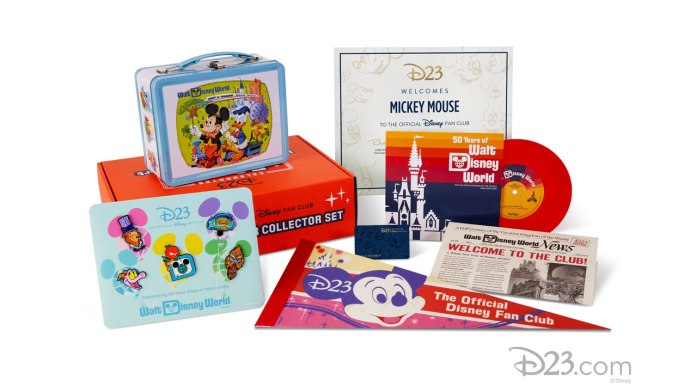 D23s New Collector Set