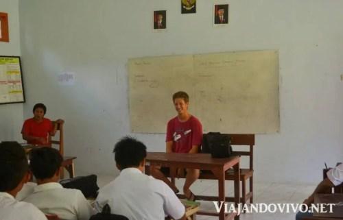 La hospitalidad en Indonesia