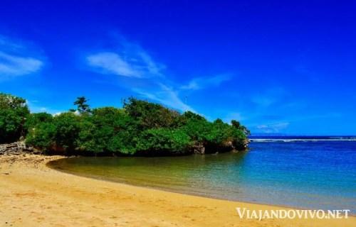 Playa en Nusa Dua, Bali