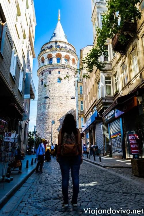 La Torre Galata de Estambul