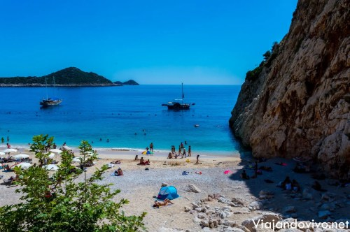 La playa más linda de Turquía