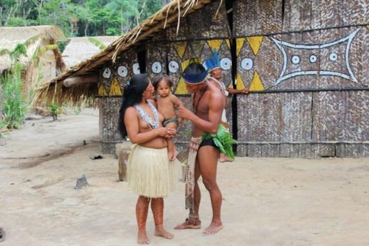 Tribo Dessana-Tukana Manaus