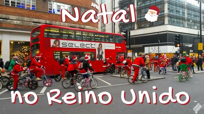 Celebração de Natal no Reino Unido – 14 tradições tipicamente britânicas