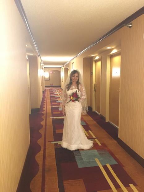 Vestido de noiva Las Vegas
