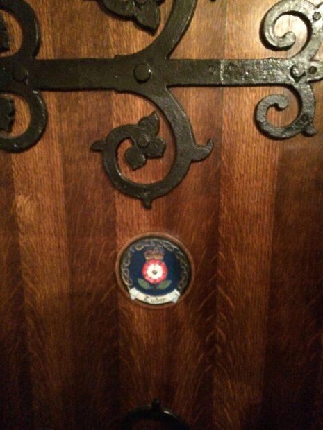 Porta Tudor - Thornbury Castle Hotel