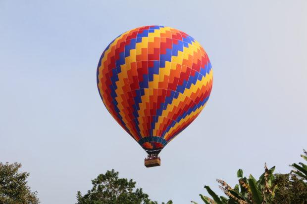 Passeio de Balão em São Lourenço-MG
