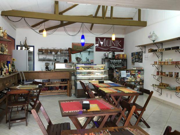 Café Delícias do Barroco