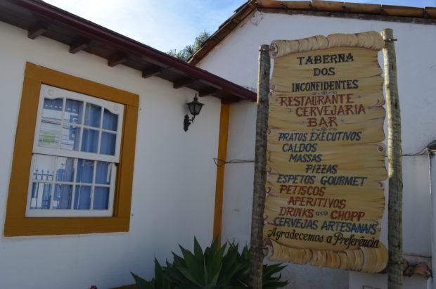 Taberna dos Inconfidentes - Restaurante e Bar