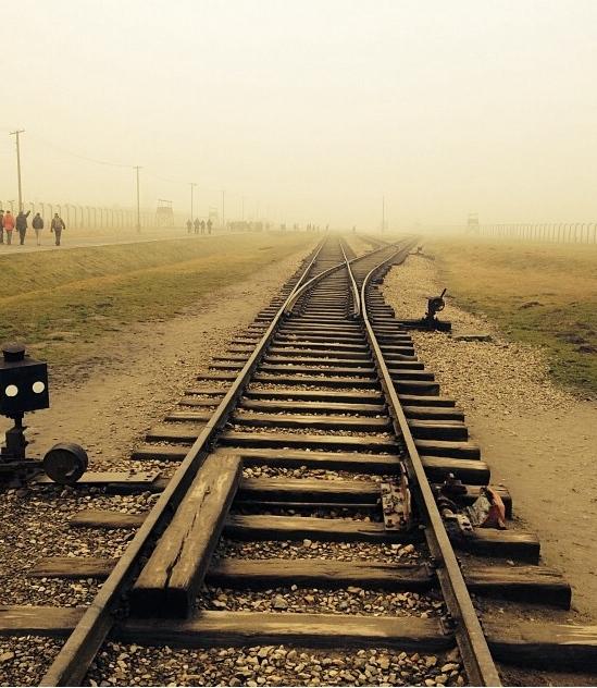 Trilho - Uma Visita a Auschwitz-Polônia
