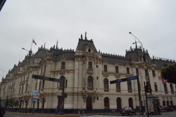 Monumentos pelas Ruas de Lima