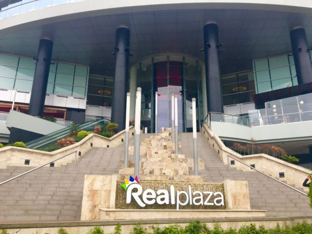Shopping Real Plaza