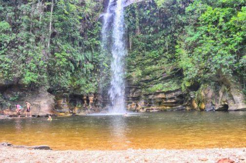 Cachoeira do Abade - Pirenópolis - Viajante Móvel