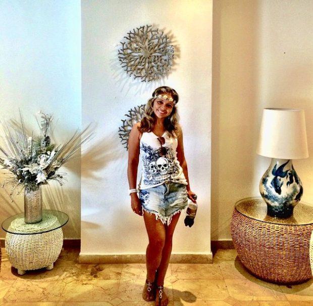 Hall do Hotel Casablanca