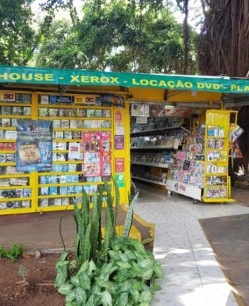 Primeira Banca de revistas de Brasília