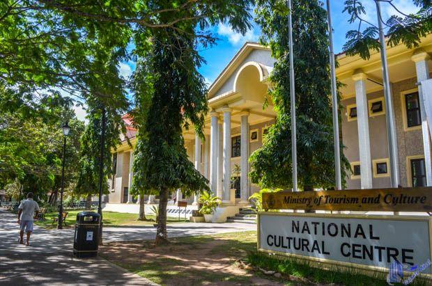 Centro Cultural Nacional em Mahe - Seychelles