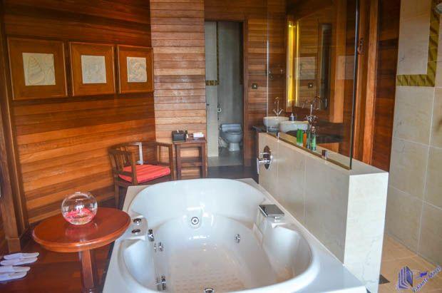 Suíte no Hilton Seychelles Northolme Resort and Spa