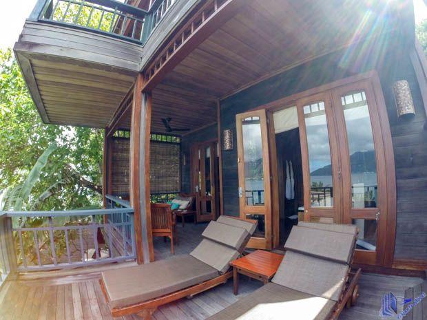 Sacada no Hilton Seychelles Northolme Resort and Spa