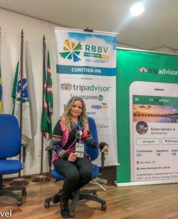II Encontro de Blogueiros de Viagem da RBBV anima Curitiba