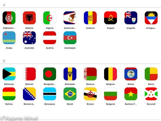 Todos os plugs do mundo: um app para ajudar