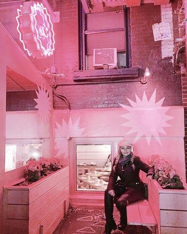 cinco spots incríveis em Nova York para fotos tumblr para instagram- Pietro Nolita