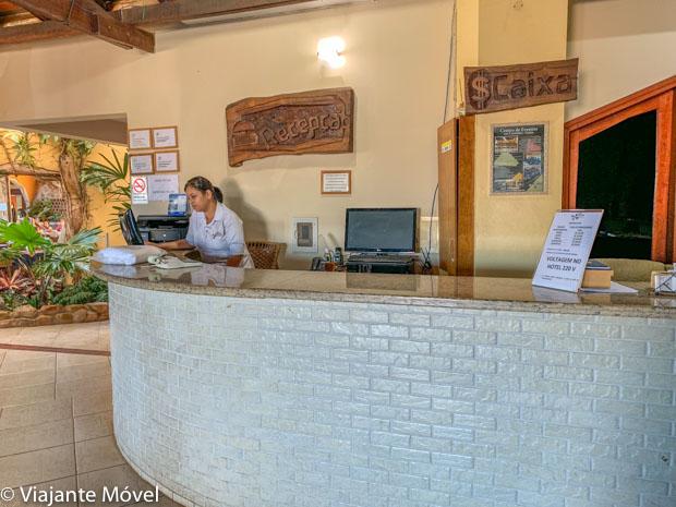 Onde ficar em Cristalina: Hotel Catavento