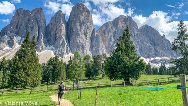 O que fazer em Cortina d'Ampezzo - Trilhas