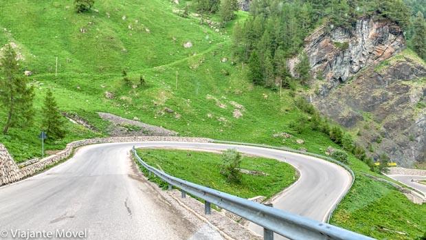 Como chegar em Cortina d'Ampezzo