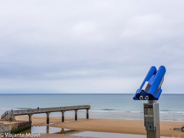 As praias do Dia D - Normandia