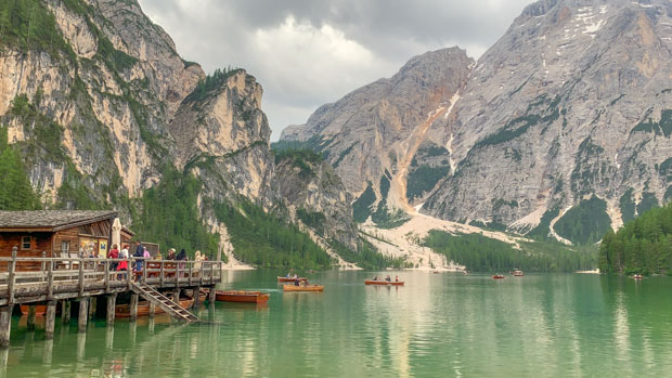 O que fazer nas Dolomitas