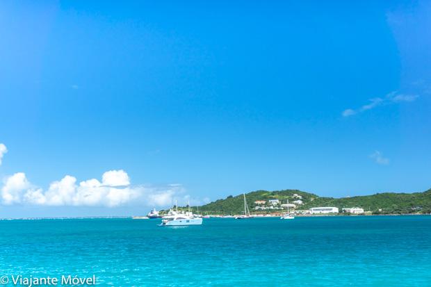 Quando ir a  Saint Martin -  Mar do Caribe